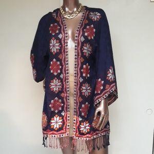 Time for me Indie Kimono